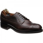 Herring Kirkoswold rubber-soled brogues
