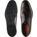 Kirkoswold rubber-soled brogues