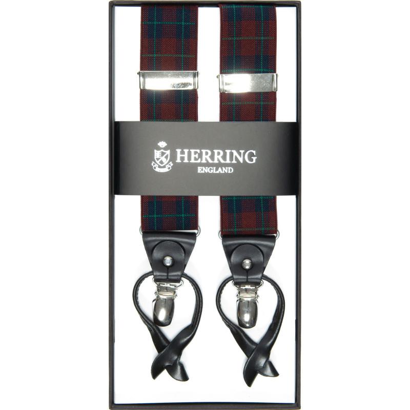 Herring Tartan 10421 Braces
