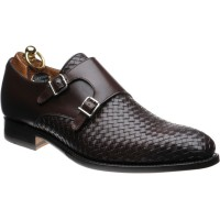 Herring Fano double monk shoes