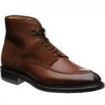 Herring Midhurst rubber-soled boots