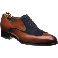 Herring Farnborough two-tone shoes