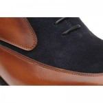 Farnborough two-tone shoes