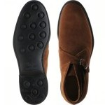 Tintern rubber-soled boots