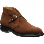 Herring Tintern rubber-soled boots