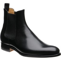 herring soho in black calf