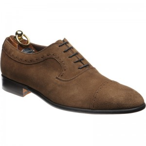 Norwich in Tabacco Suede