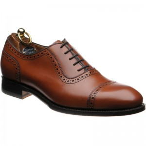 Covent in Tan Calf