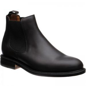 Deerhurst (Leather) in Brown Waxy