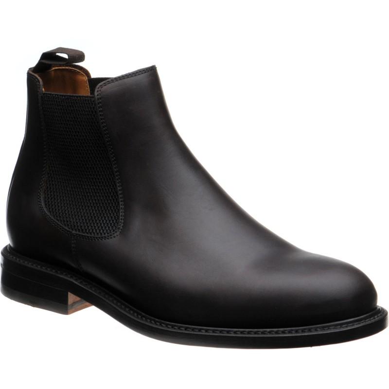 Deerhurst (Leather) Chelsea boots