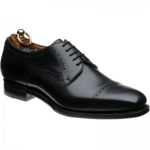 Sutton (Leather) in Black Calf