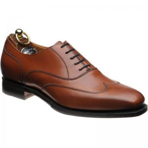 Southwalk in Tan Calf