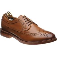 Herring Longford rubber-soled brogues