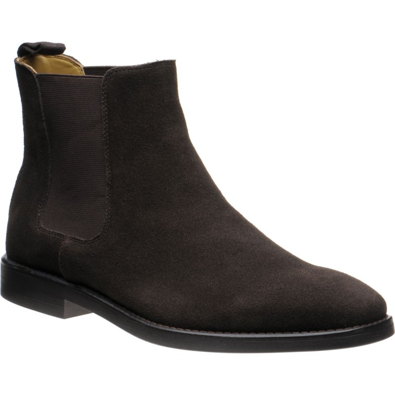 Macclesfield rubber-soled Chelsea boots