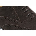Finchley rubber-soled brogues