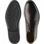 Filton rubber-soled Chukka boots