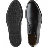 Filton rubber-soled Chukka boots