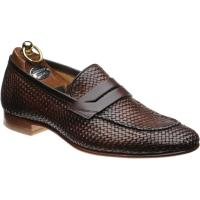Herring Riviera rubber-soled loafers