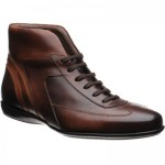 Herring Thruxton II rubber-soled boots