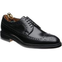 herring leconfield ii in black calf