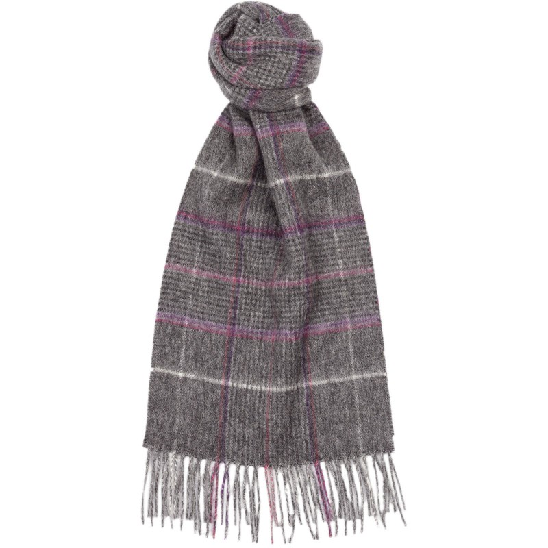 Prince of Wales Check Scarf