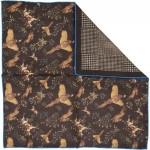 Herring Reversible Sporting II Pocket Square (70333/4)