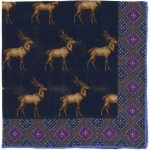 Stag Pocket Square (71488)