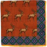Herring Stag Pocket Square (71488)