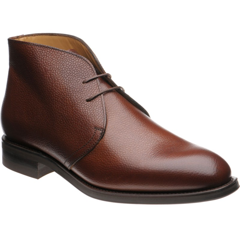 Cannock rubber-soled Chukka boots