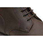 Fleetwood rubber-soled boots