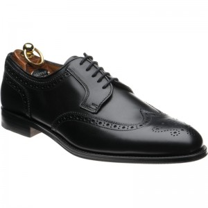 Epworth in Black Calf