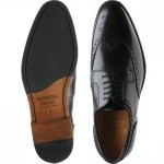 Epworth rubber-soled brogues