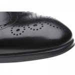 Francis rubber-soled brogues