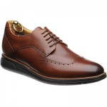 Herring Josh rubber-soled brogues