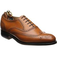 herring carnaby rubber in chestnut calf