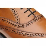 Herring Carnaby  rubber-soled brogues