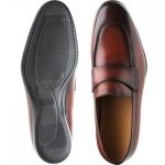 Enzo rubber-soled loafers