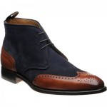 Herring Faringdon brogue boots