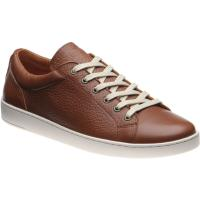 herring strike ii in cognac grain calf