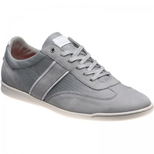 Targa in Grey Calf and Fabric