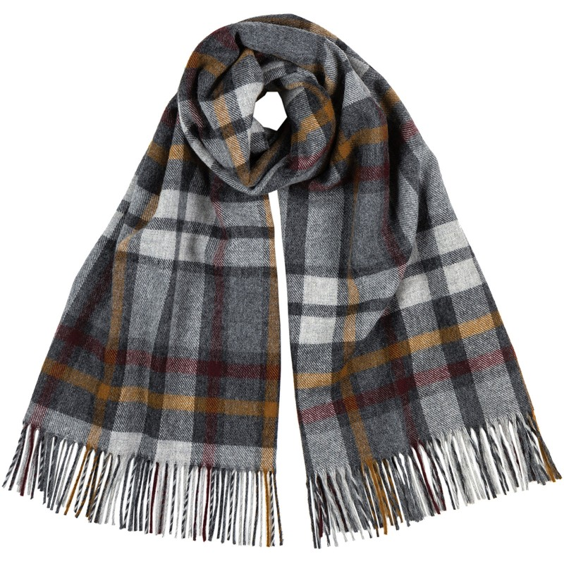 Blanket Check Stole