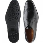 Sturgate  rubber-soled brogues