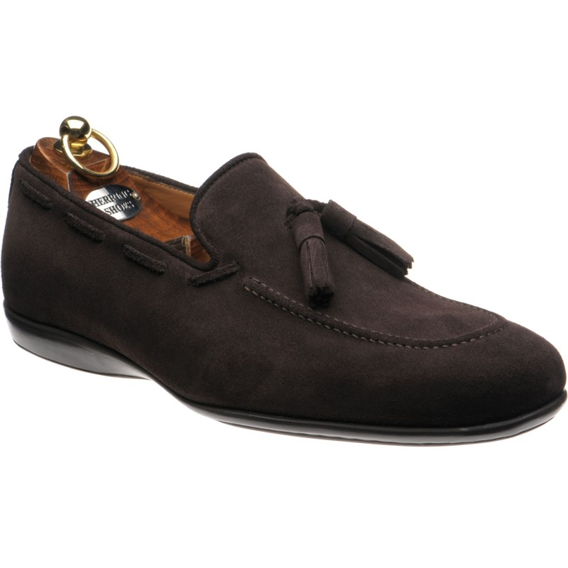 Prost rubber-soled tasselled loafers