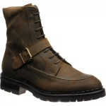 Herring Cairngorm rubber-soled boots