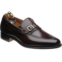 herring rigoletto in rosewood calf