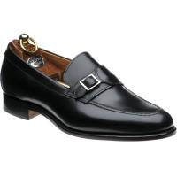 herring rigoletto in black calf