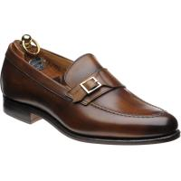 herring rigoletto in brown calf