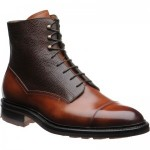 Herring Mullion two-tone rubber-soled boots