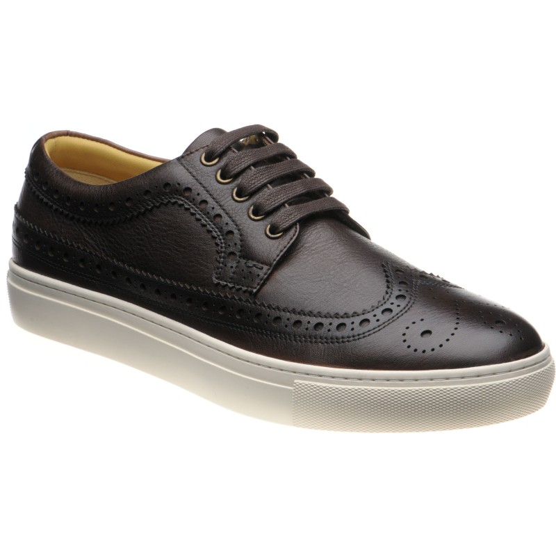 Harvard rubber-soled brogues