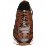 Urban rubber-soled trainers